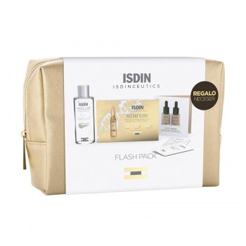 isdinceutics pack beauty flash